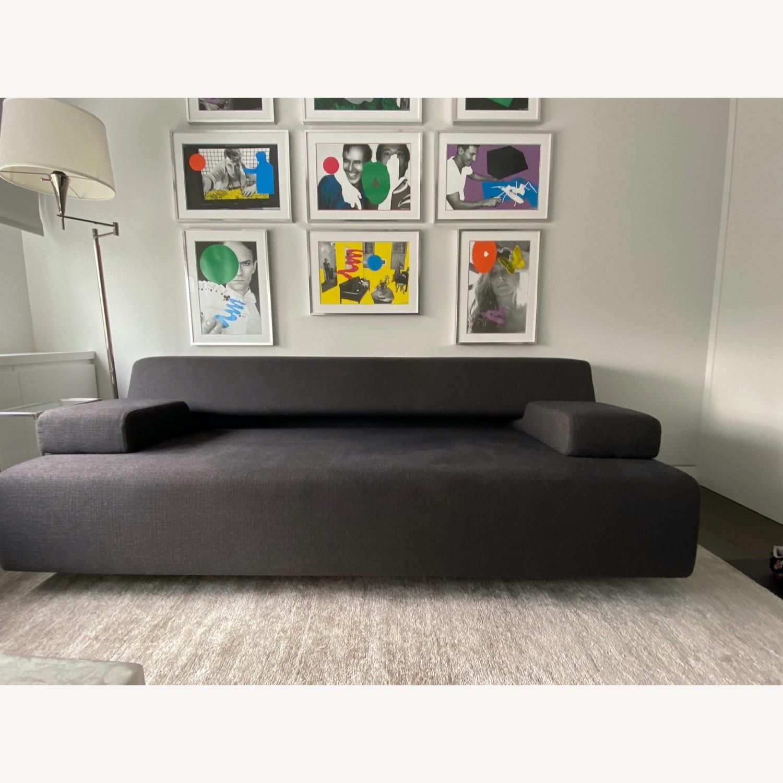 Modern Sleek Sofa Bed - image-1