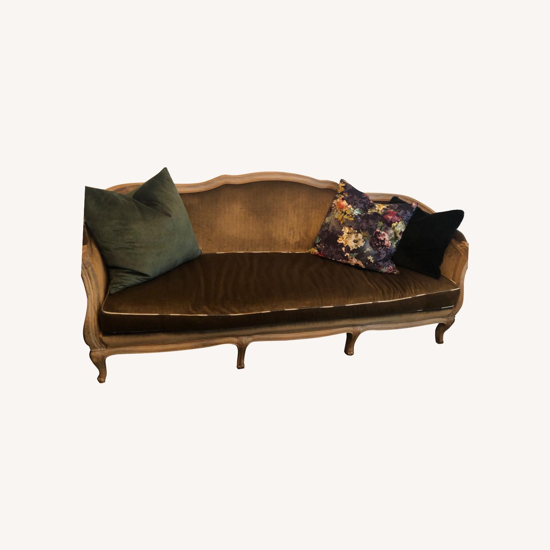 Sofas with Missoni like Fabric - image-0