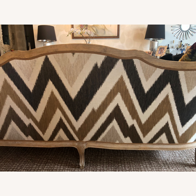 Sofas with Missoni like Fabric - image-1