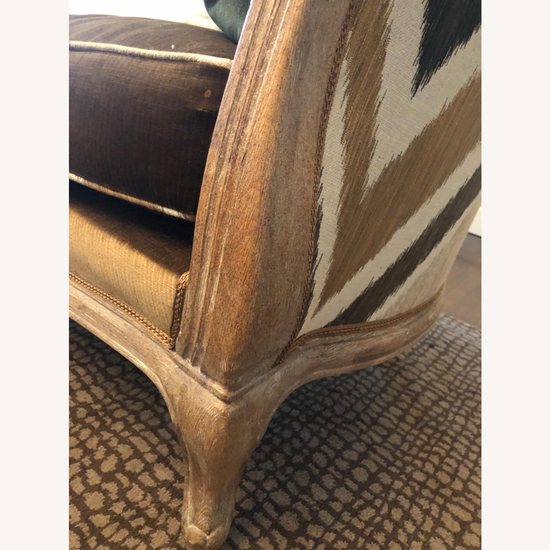 Sofas with Missoni like Fabric - image-4