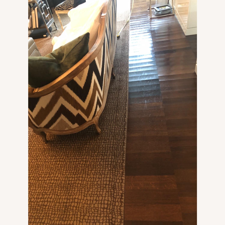 Sofas with Missoni like Fabric - image-2