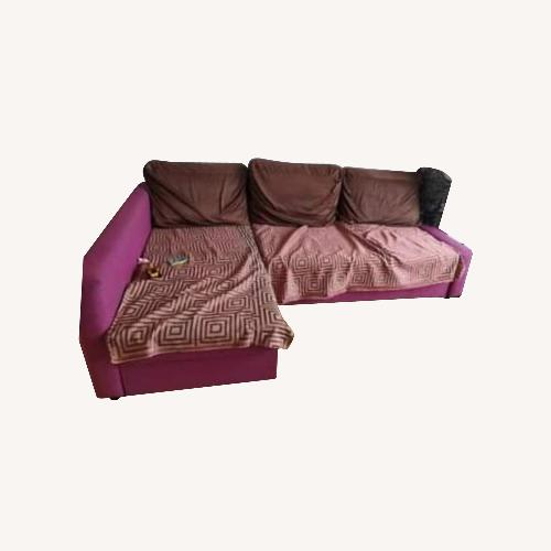 Used IKEA Friheten Sofa for sale on AptDeco