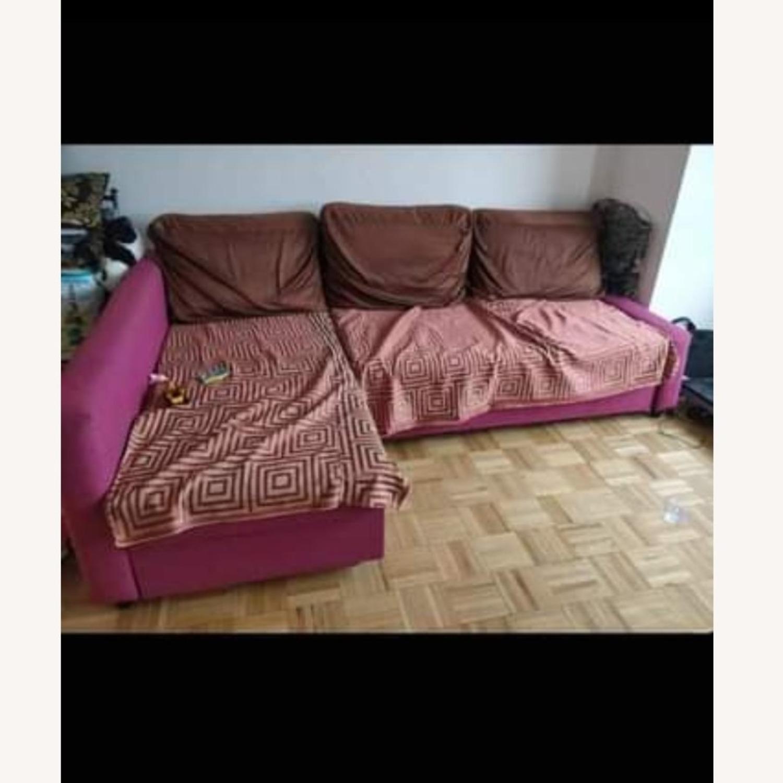 IKEA Friheten Sofa - image-2
