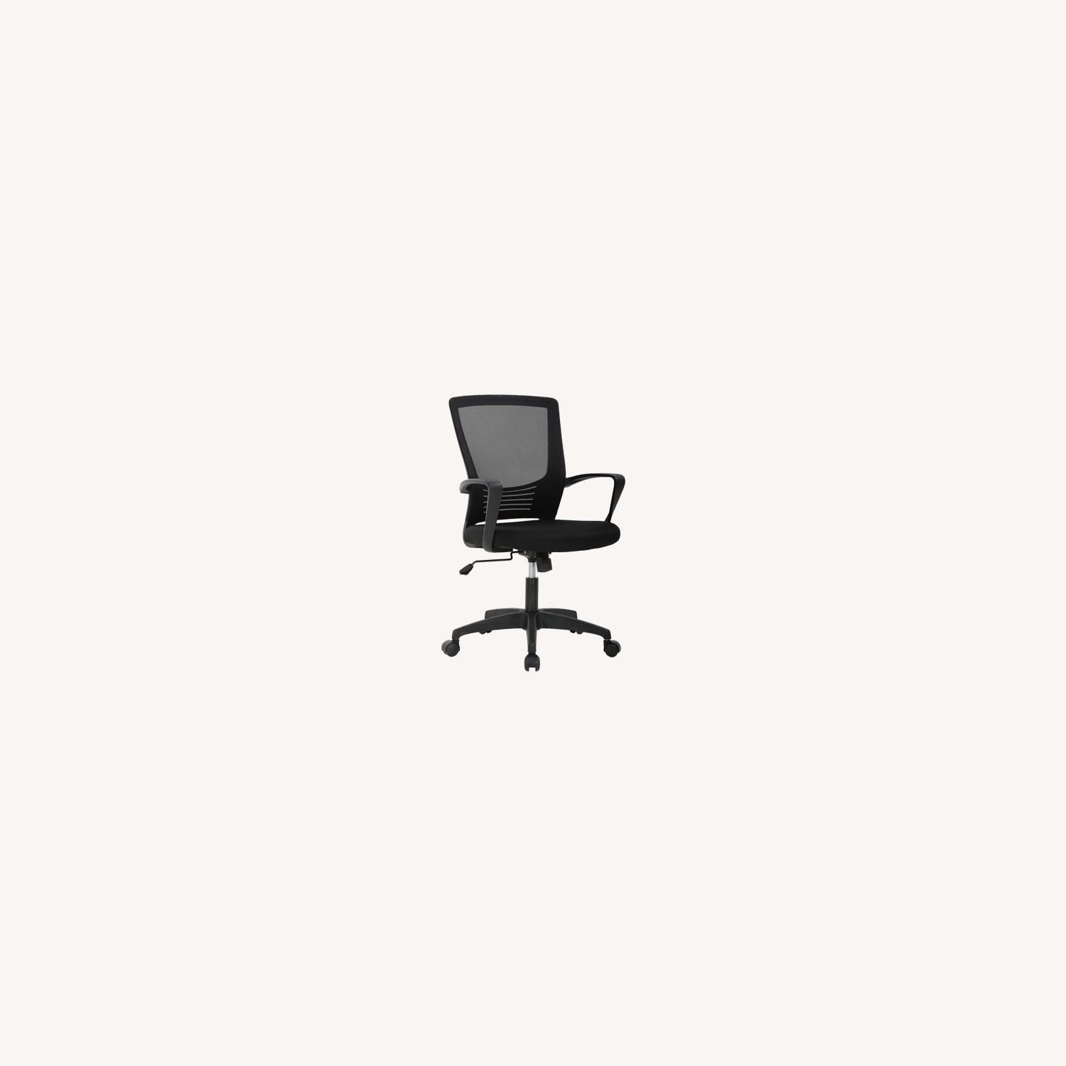 Black Office Chair - image-2