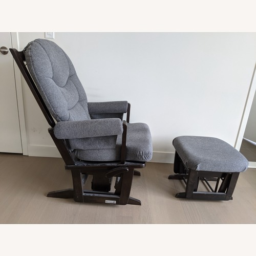 Used Dutailier Glider with Ottoman (Mother's Rocker) for sale on AptDeco
