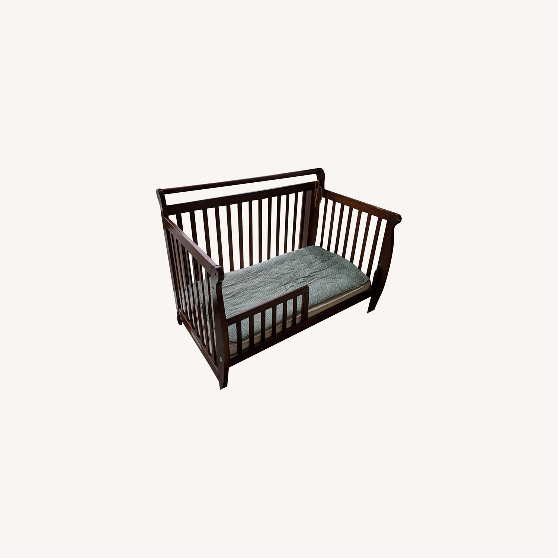 DaVinci Emily 4-in-1 Convertible Crib - image-0