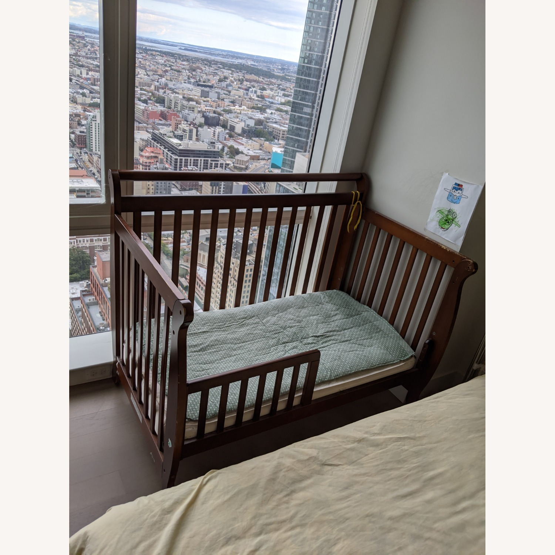 DaVinci Emily 4-in-1 Convertible Crib - image-3