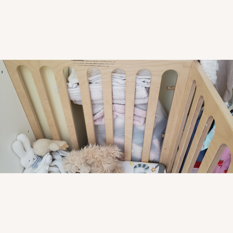 Oeuf 2in1 Crib - image-5