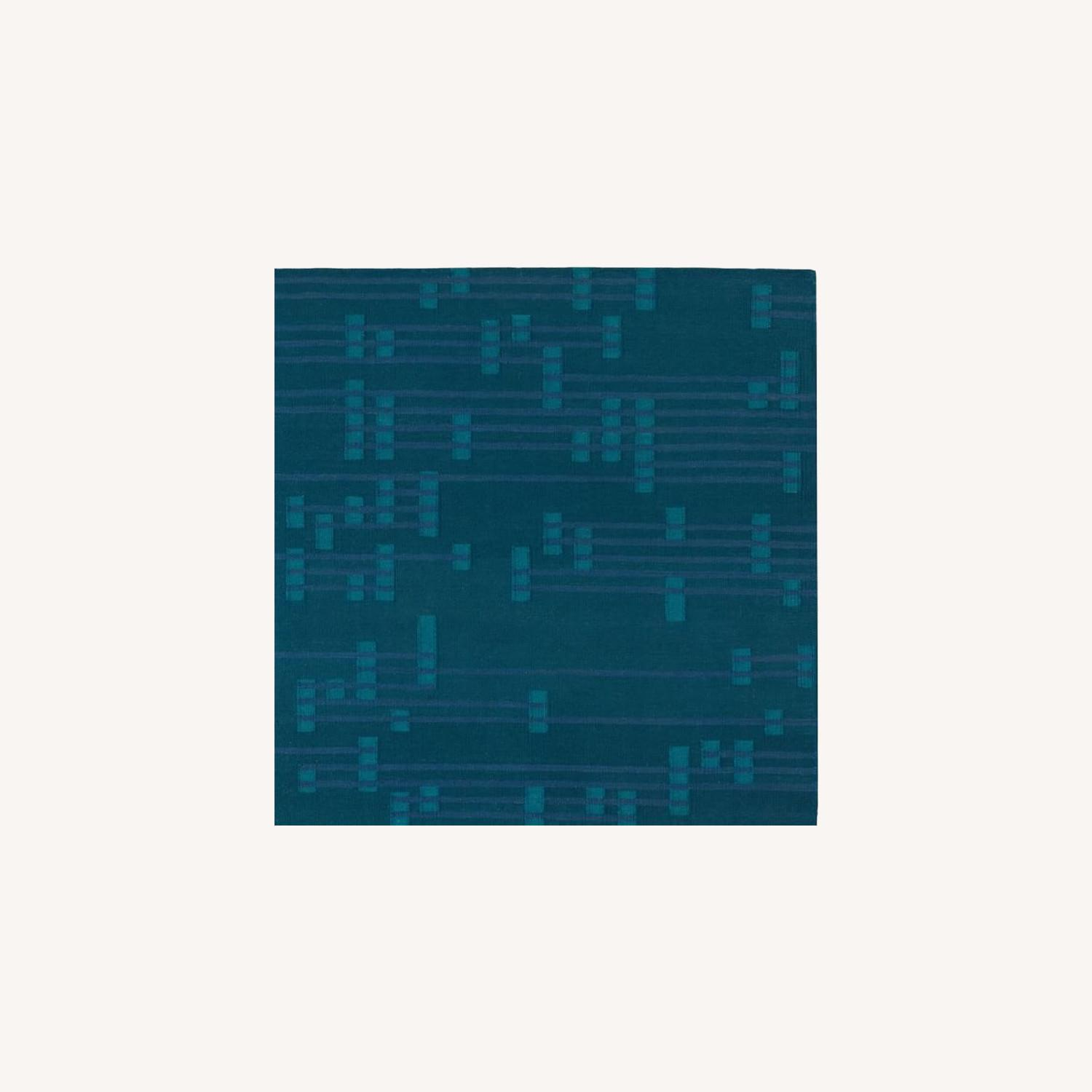 West Elm Good Thing Falling Lines Rugs - image-0