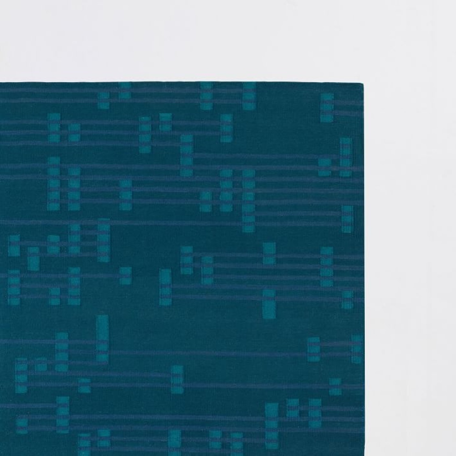 West Elm Good Thing Falling Lines Rugs - image-1