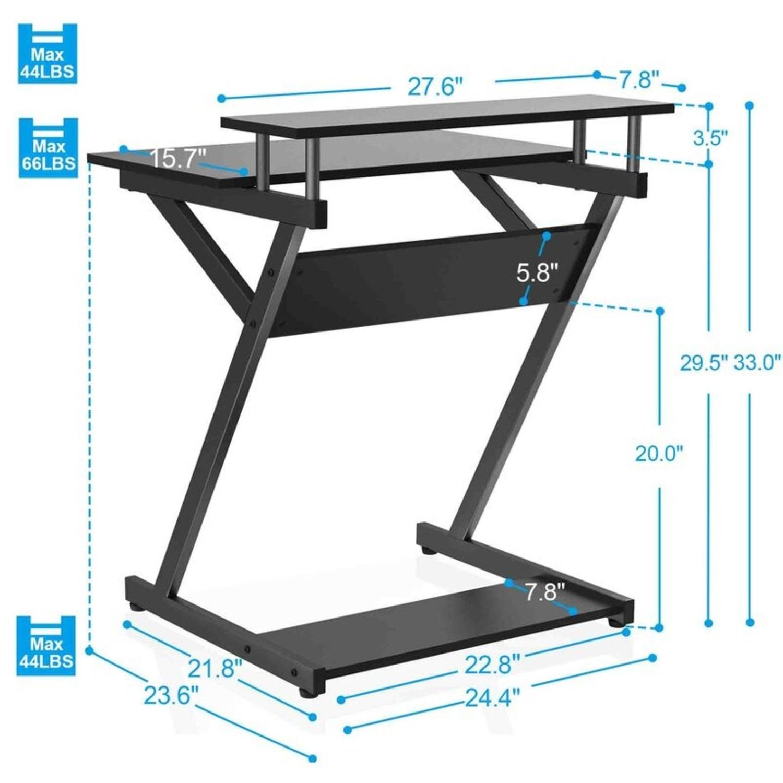 Wayfair Solid Wood Desk - image-4