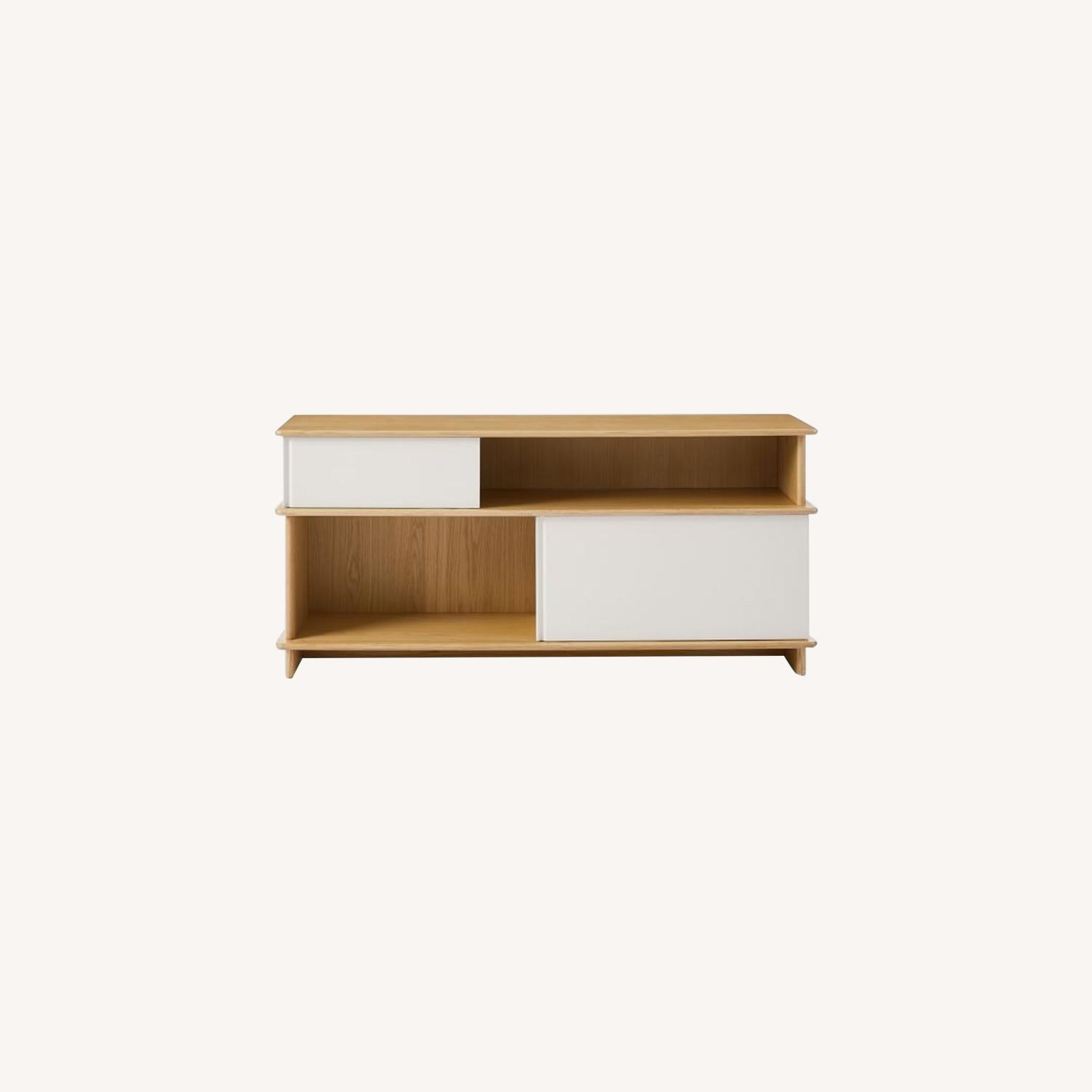 West Elm Kaira Media Console  - image-0