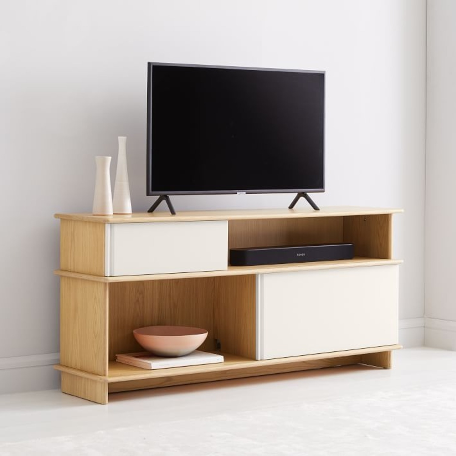 West Elm Kaira Media Console  - image-3