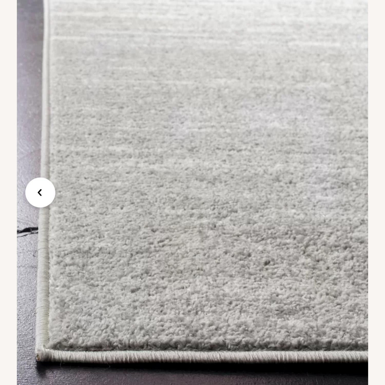 Mercury Row Power Loom Rug 4 x 6 | Silver/Gray - image-3