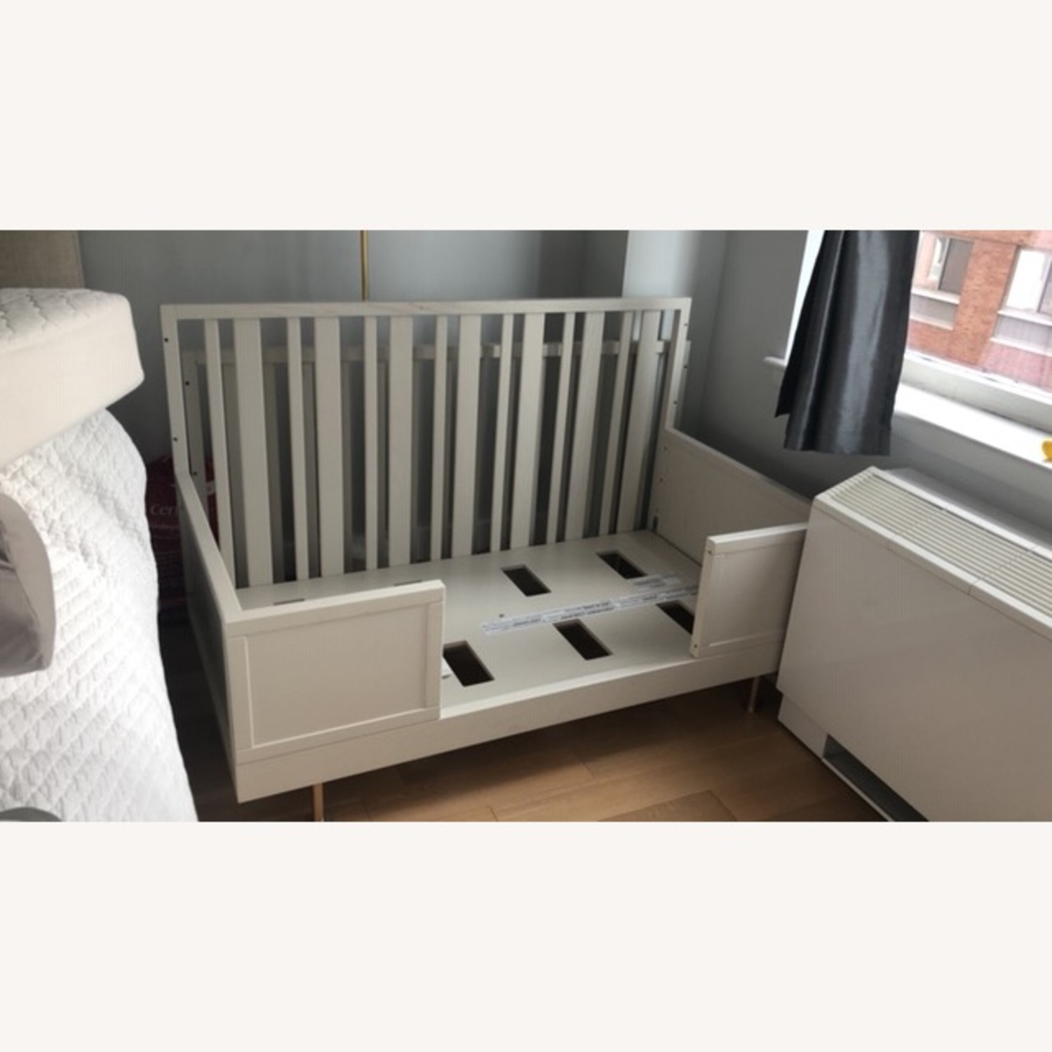 Nursery Works Novella Convertible Crib - image-4