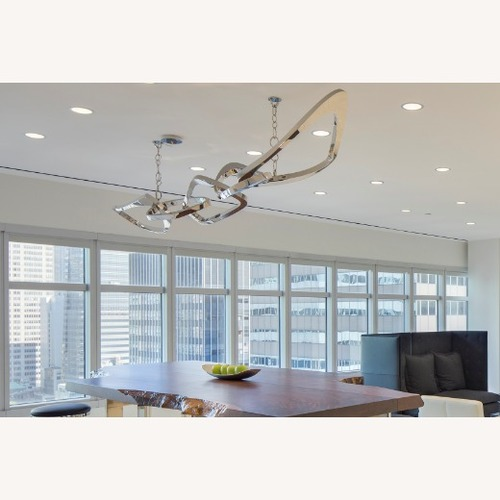 Used Hudson Furniture Pangea Ceiling Light for sale on AptDeco