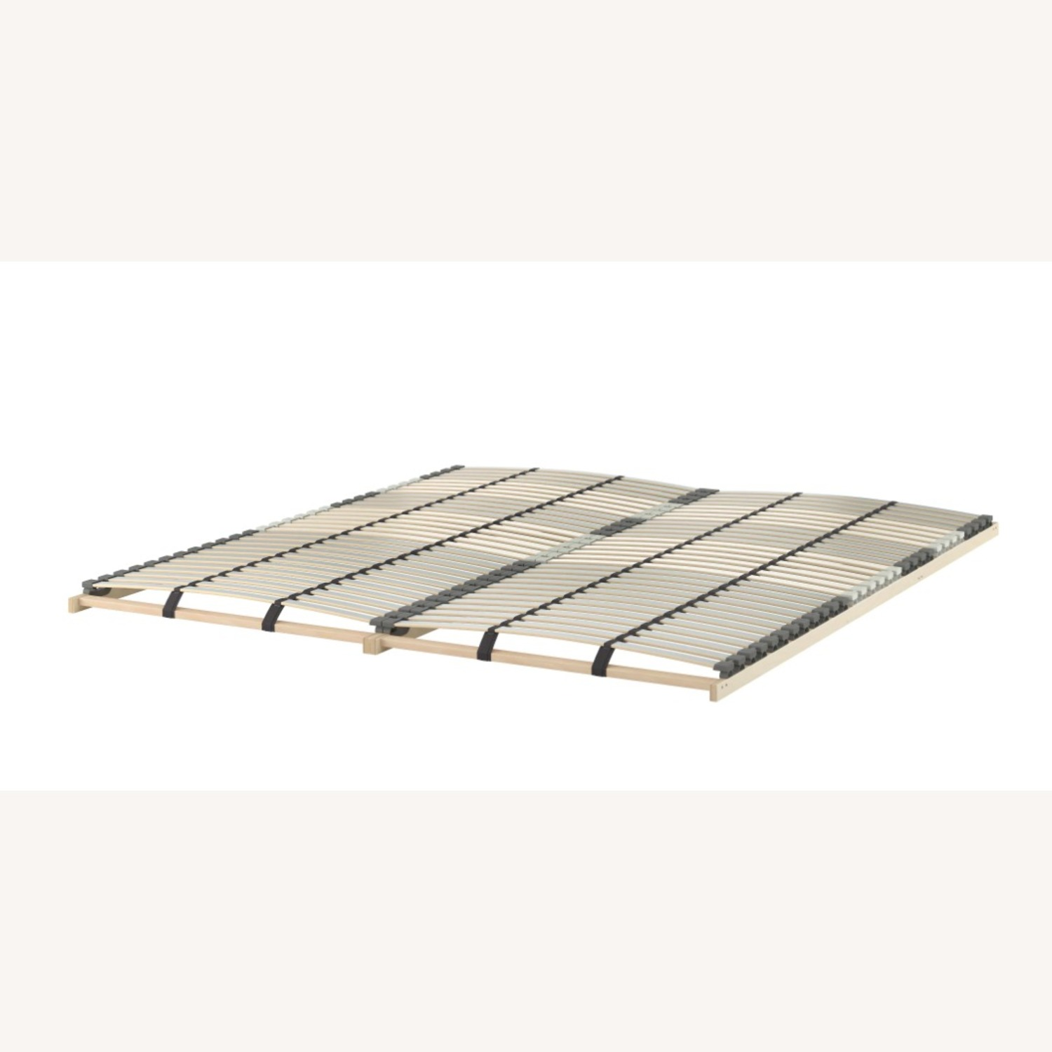 IKEA Longset Slatted Bed Base, Queen - image-1