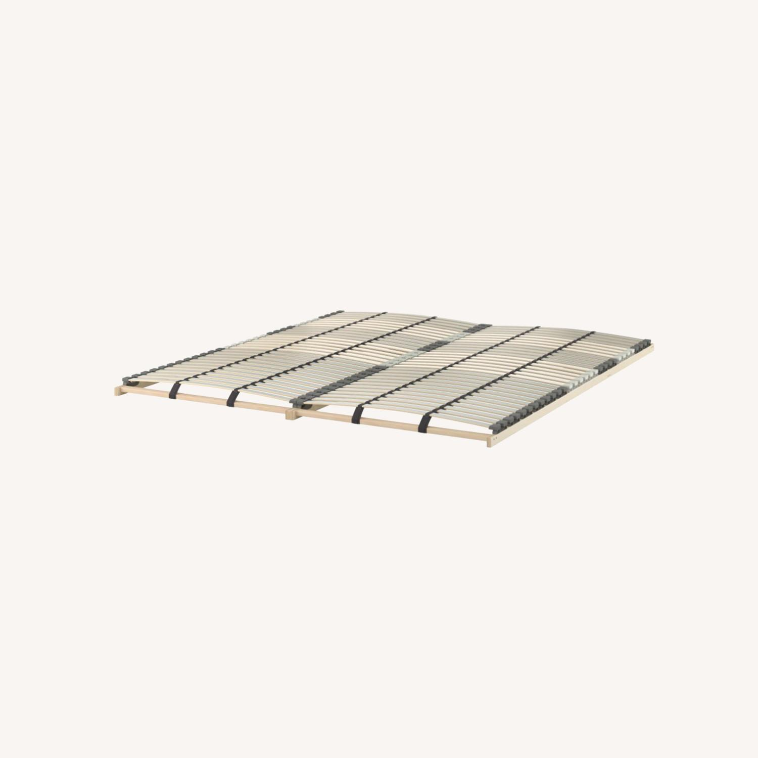 IKEA Longset Slatted Bed Base, Queen - image-0