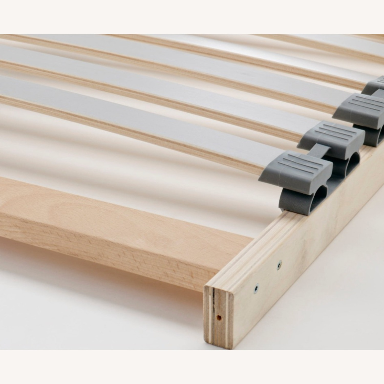 IKEA Longset Slatted Bed Base, Queen - image-2