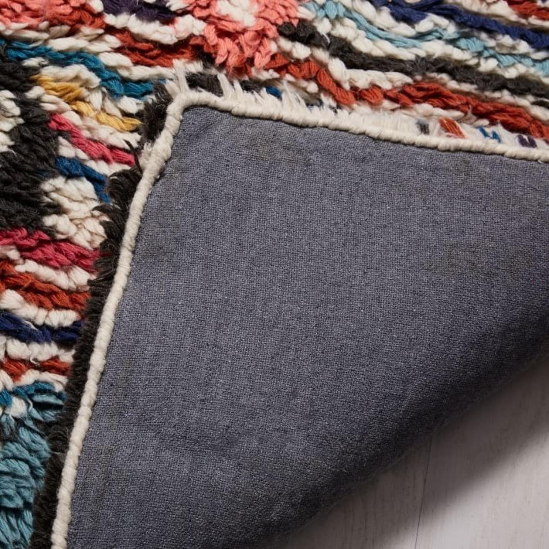 West Elm Charm Wool Rug, Multi - image-2