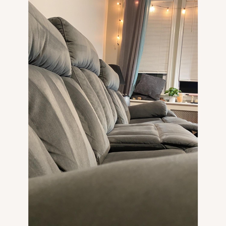 Wayfair Reclining Sofa - image-10