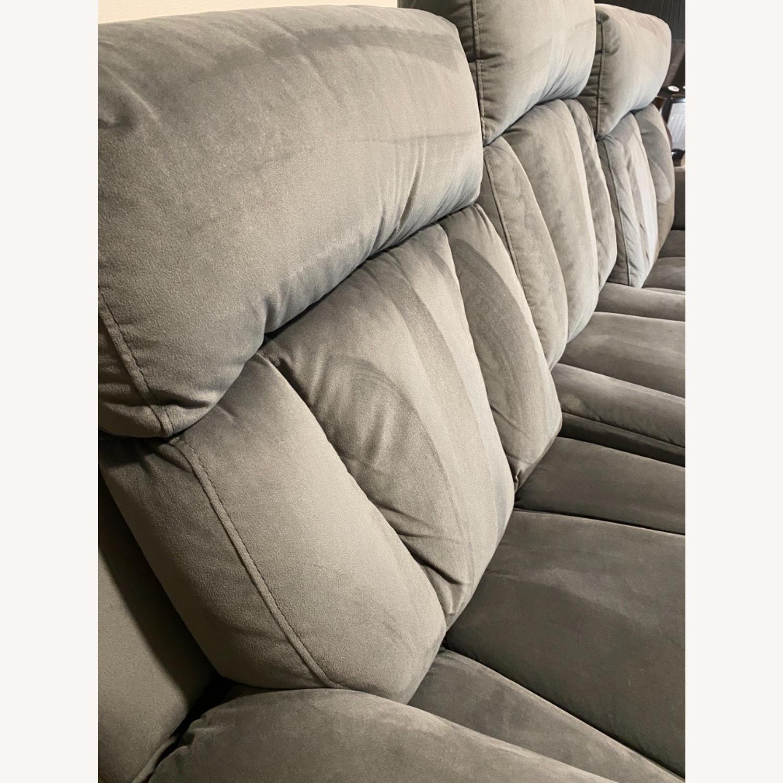 Wayfair Reclining Sofa - image-11