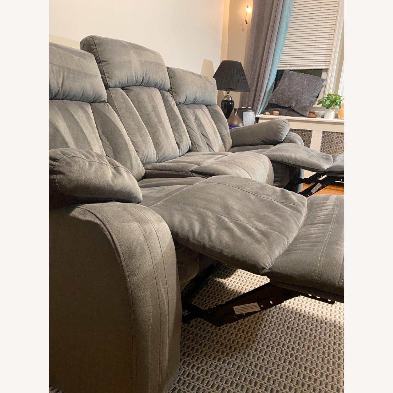 Wayfair Reclining Sofa - image-1