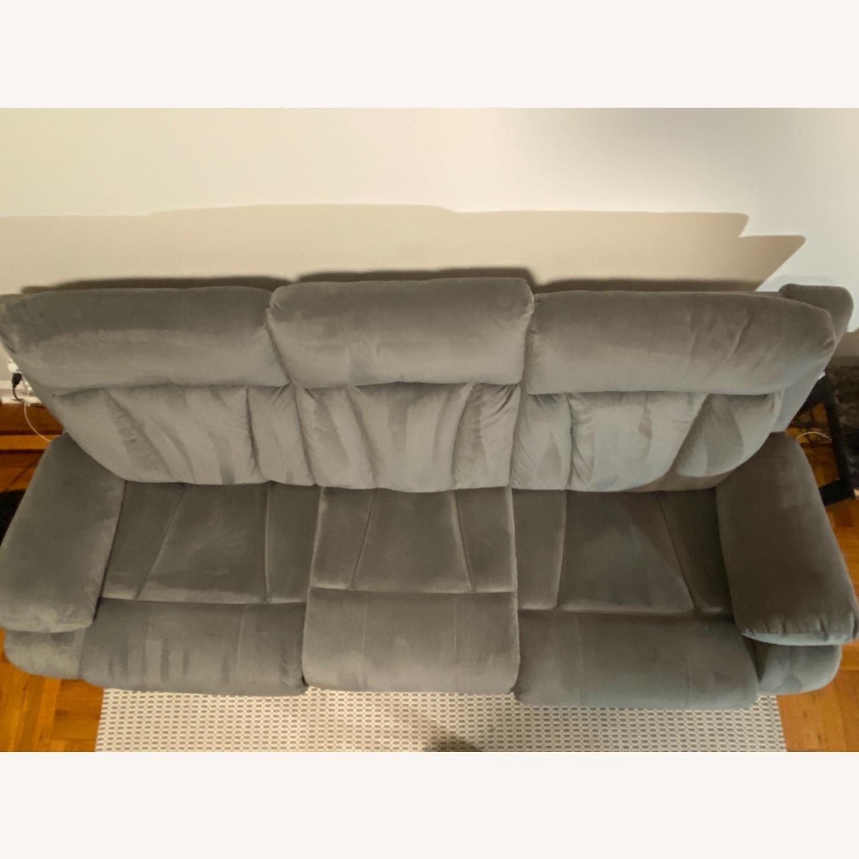 Wayfair Reclining Sofa - image-4