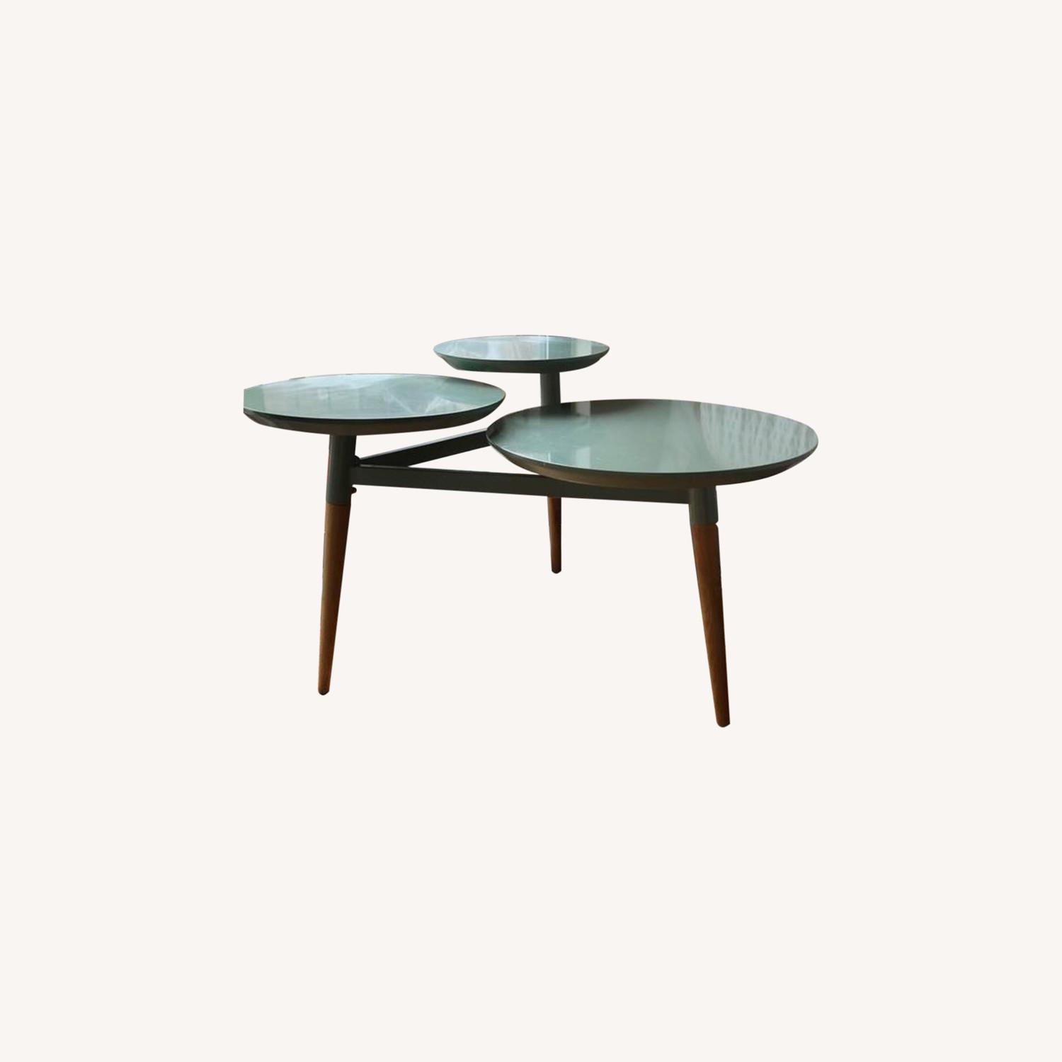 West Elm Clover Coffee Table - image-0