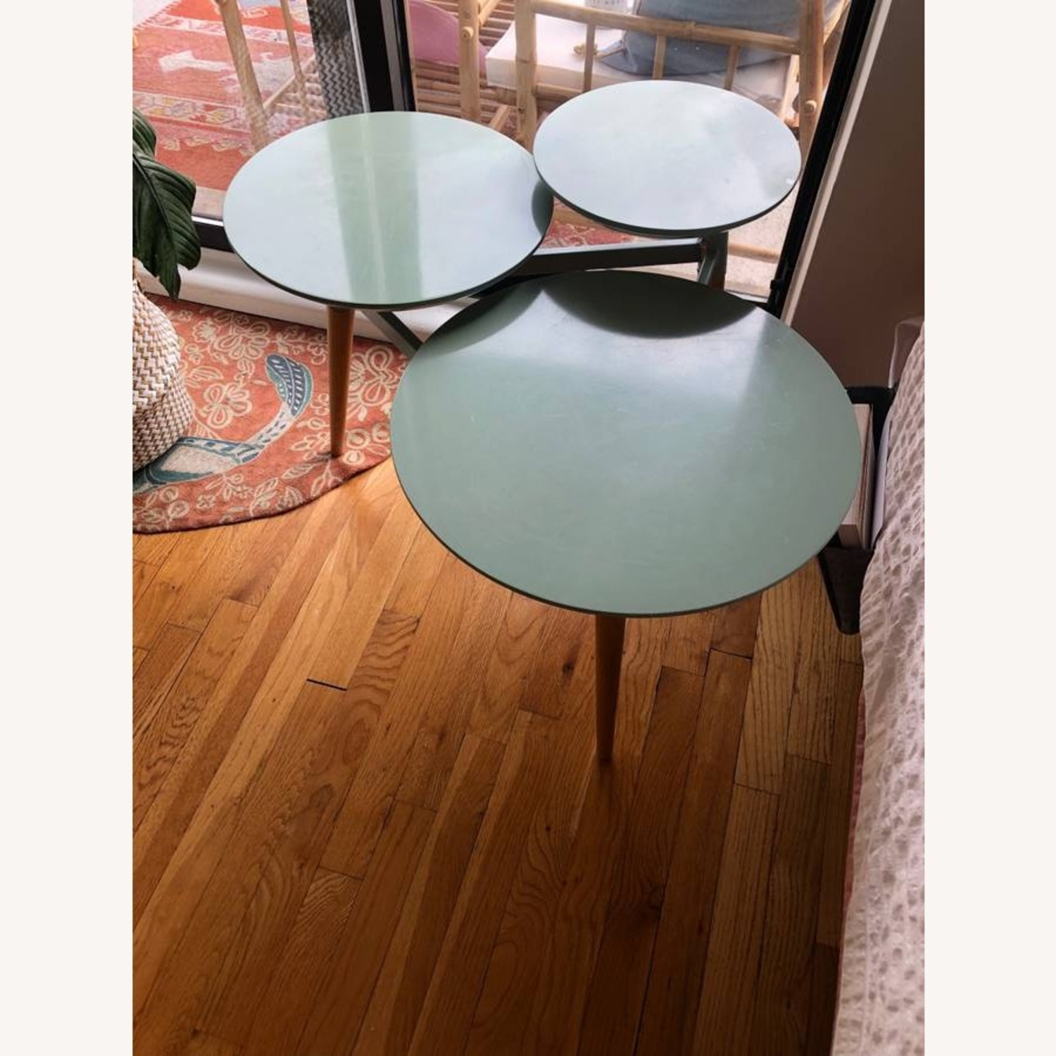 West Elm Clover Coffee Table - image-2