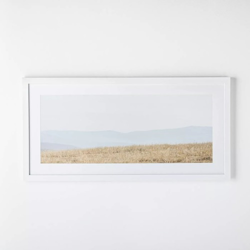 Used Target x Studio McGee Framed Meadow Photo for sale on AptDeco