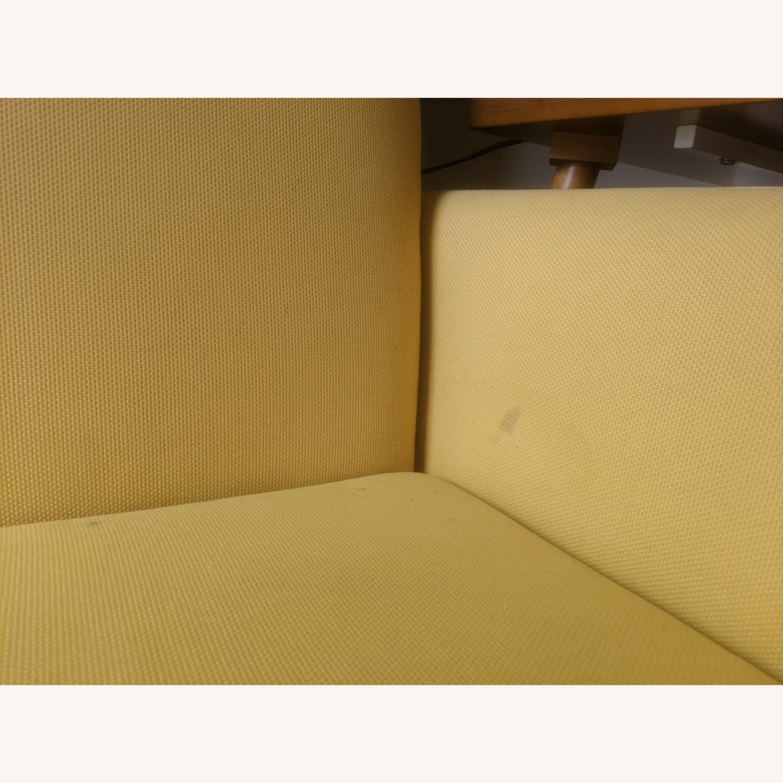 CB2 Parlour Apartment Sofa in Lemongrass - image-4