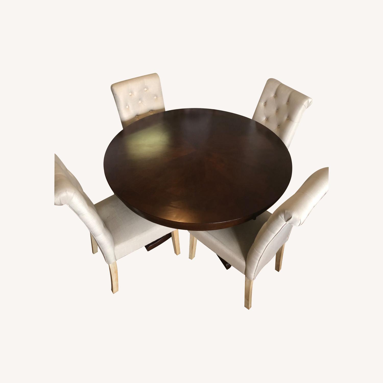 Wayfair Table & Chairs Set - image-0
