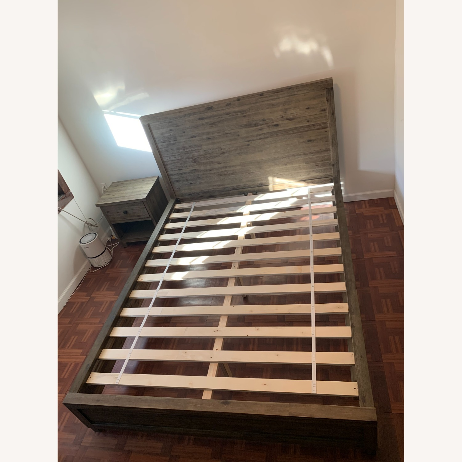 Macy's Canyon Queen Platform Bed - image-1