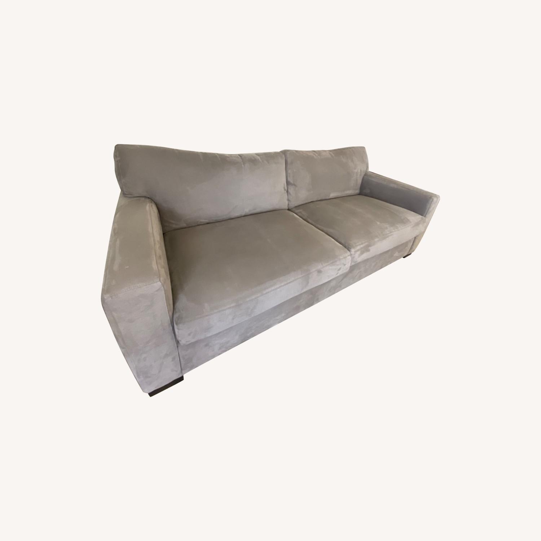 Crate & Barrel 2 Seats Sofa - image-0