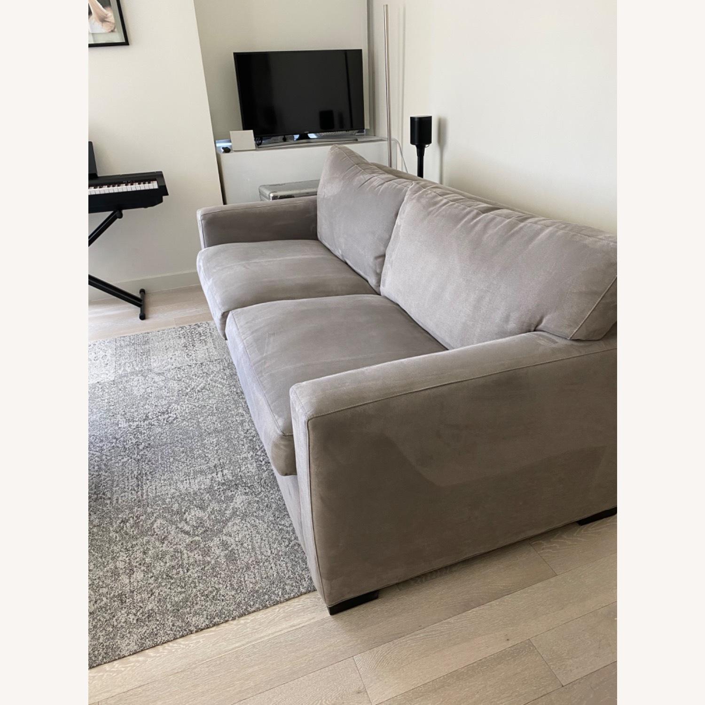 Crate & Barrel 2 Seats Sofa - image-4