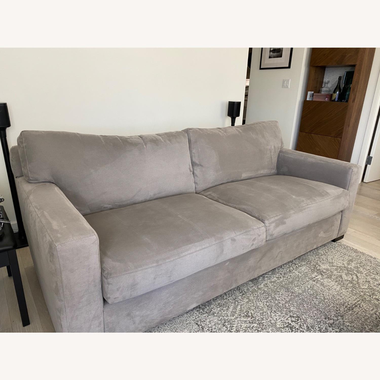 Crate & Barrel 2 Seats Sofa - image-2
