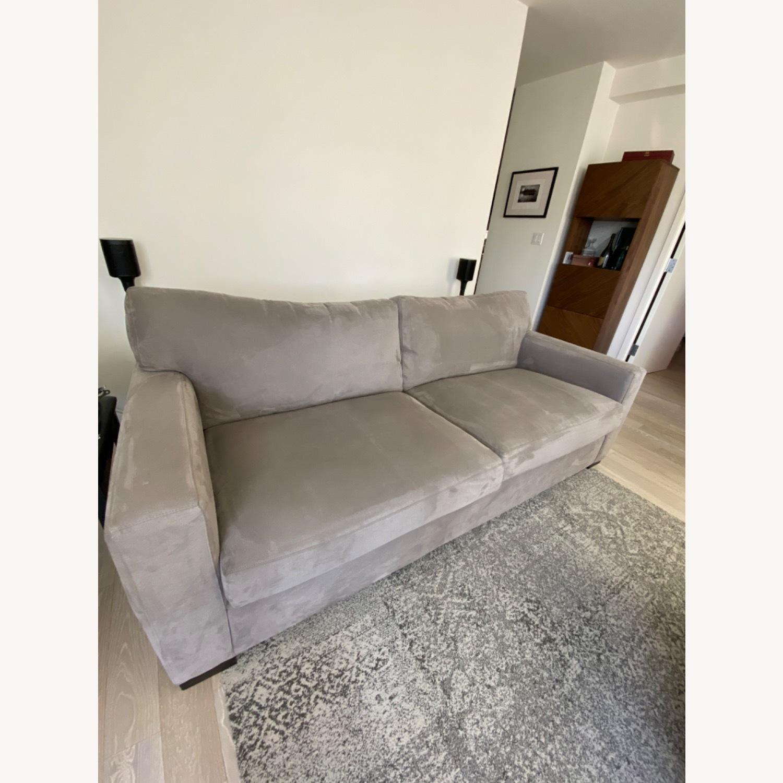 Crate & Barrel 2 Seats Sofa - image-1