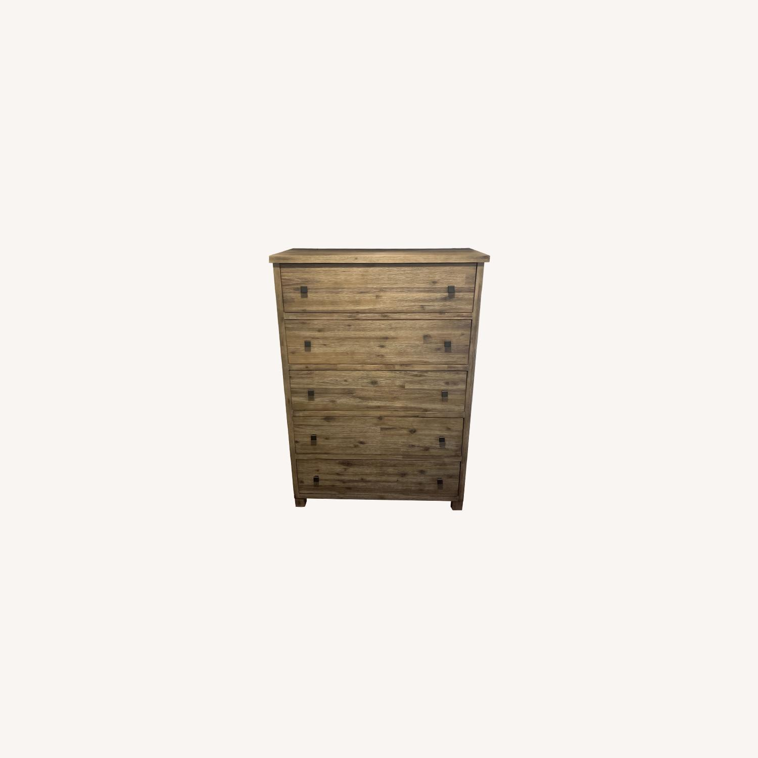 Macy's Canyon 5 Drawer Chest - image-0