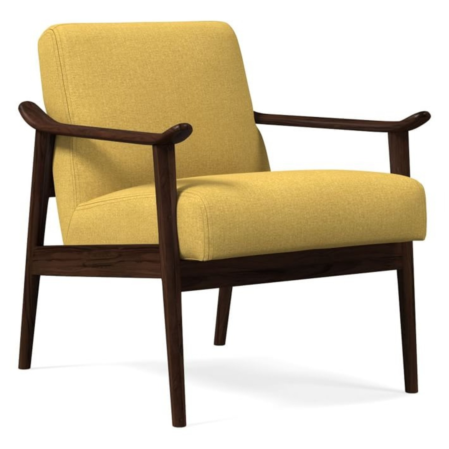 West Elm Mid-Century Show Wood Chair - image-3