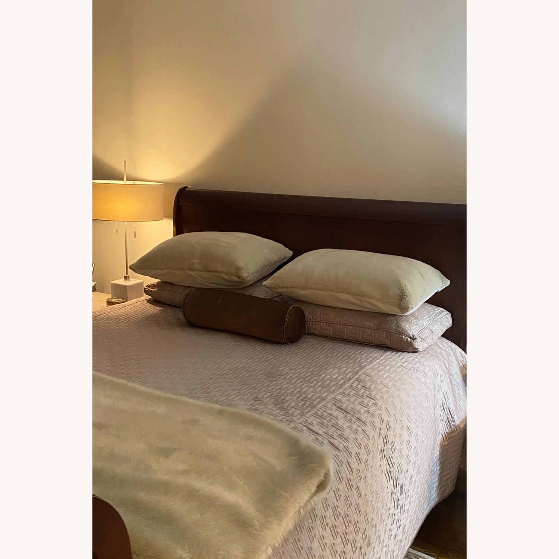 Macy's Sleigh Queen Bed - image-2