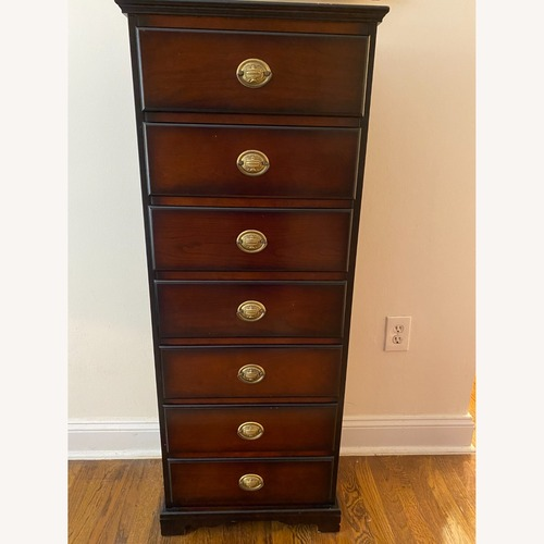 Used Bombay Lingerie Drawer with Antique Accents for sale on AptDeco