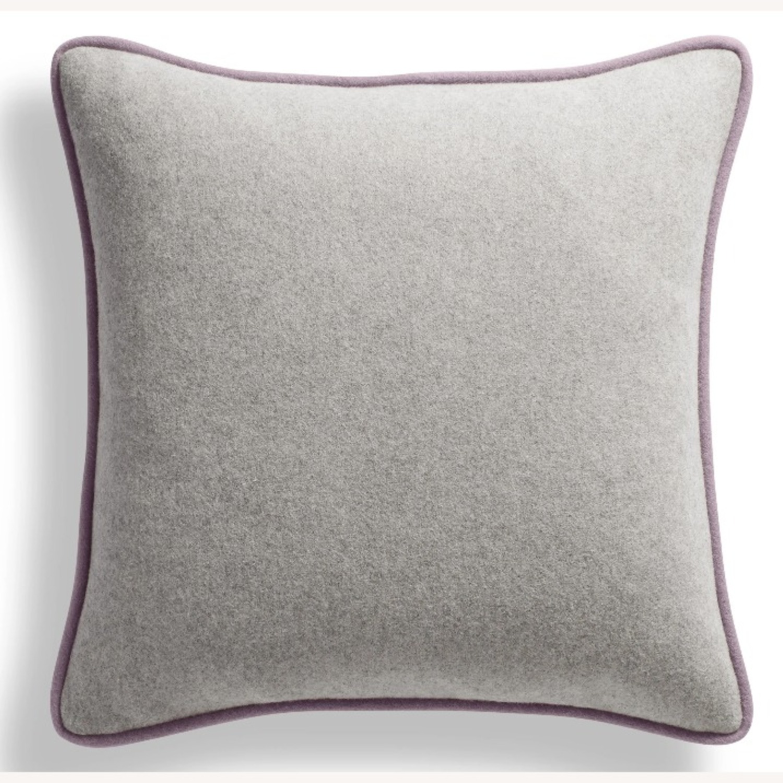 4x Blu Dot Duck Duck Square Pillows - image-3