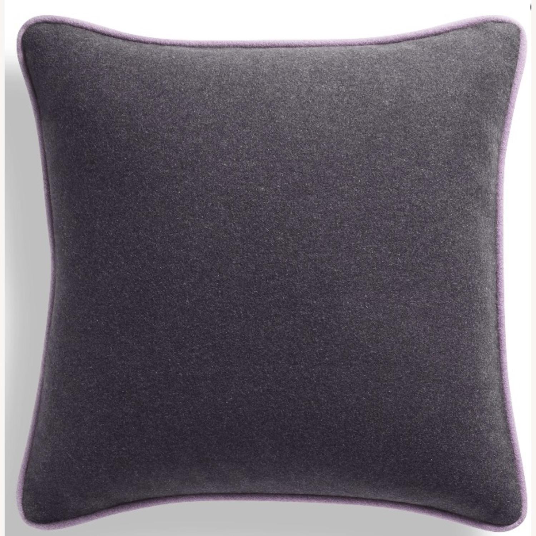 4x Blu Dot Duck Duck Square Pillows - image-1