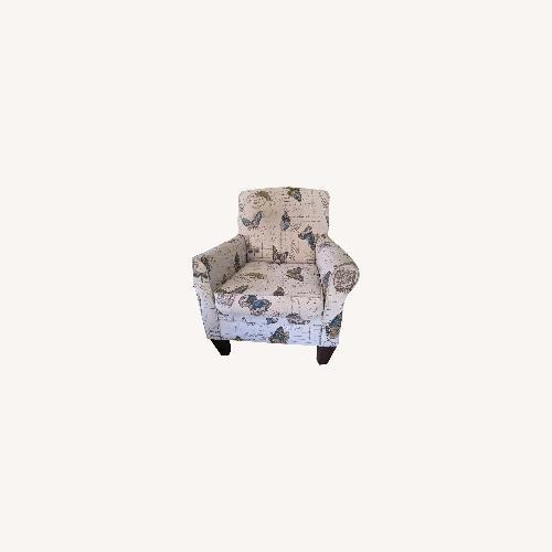 Used Custom Accent Chair for sale on AptDeco