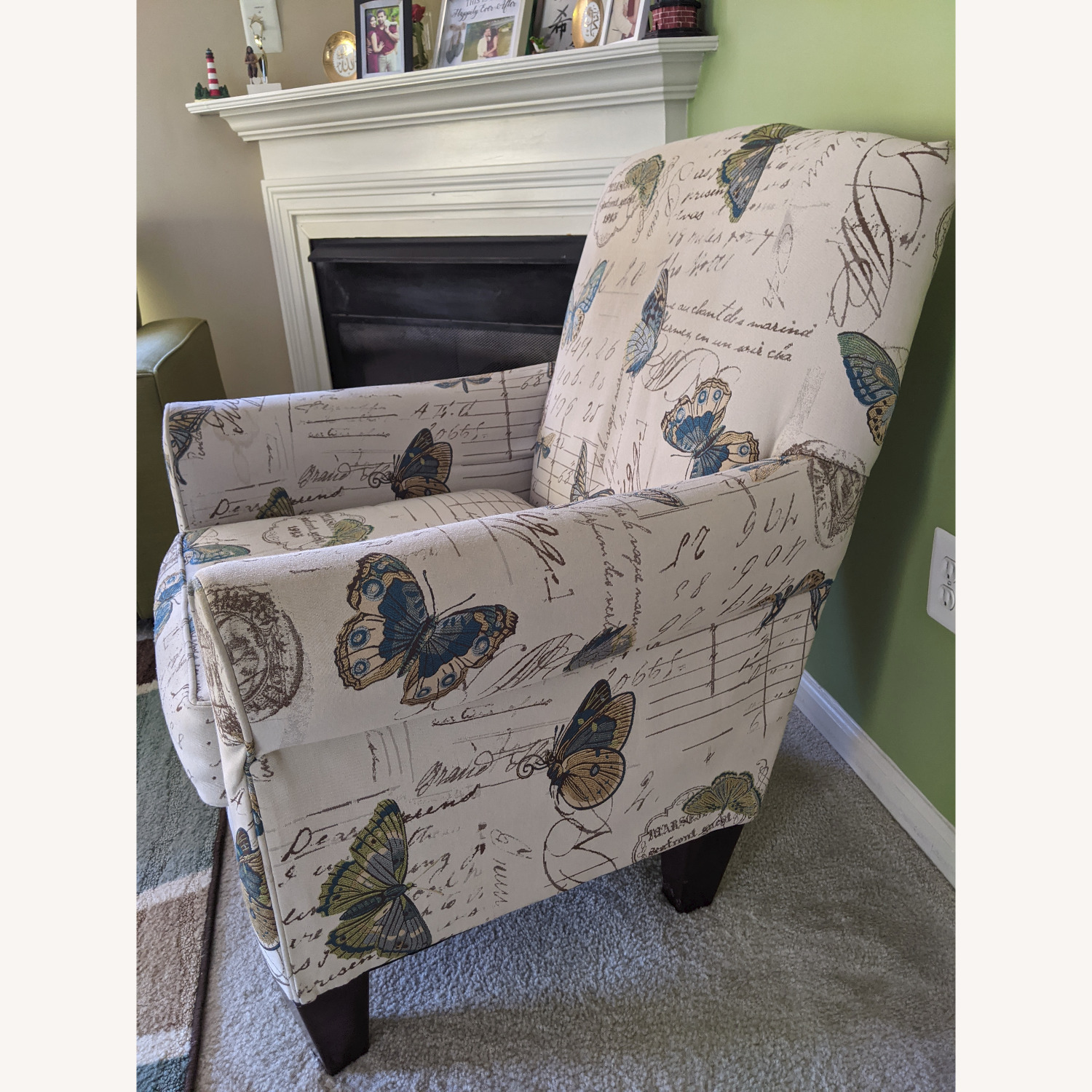 Custom Accent Chair - image-2