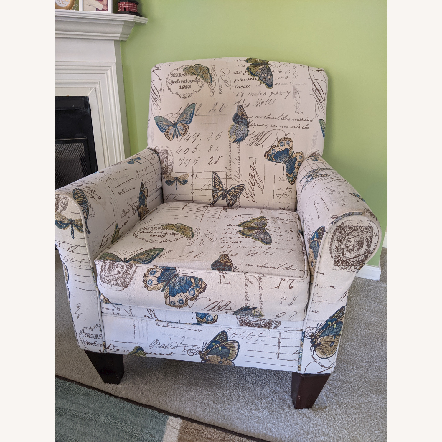 Custom Accent Chair - image-1