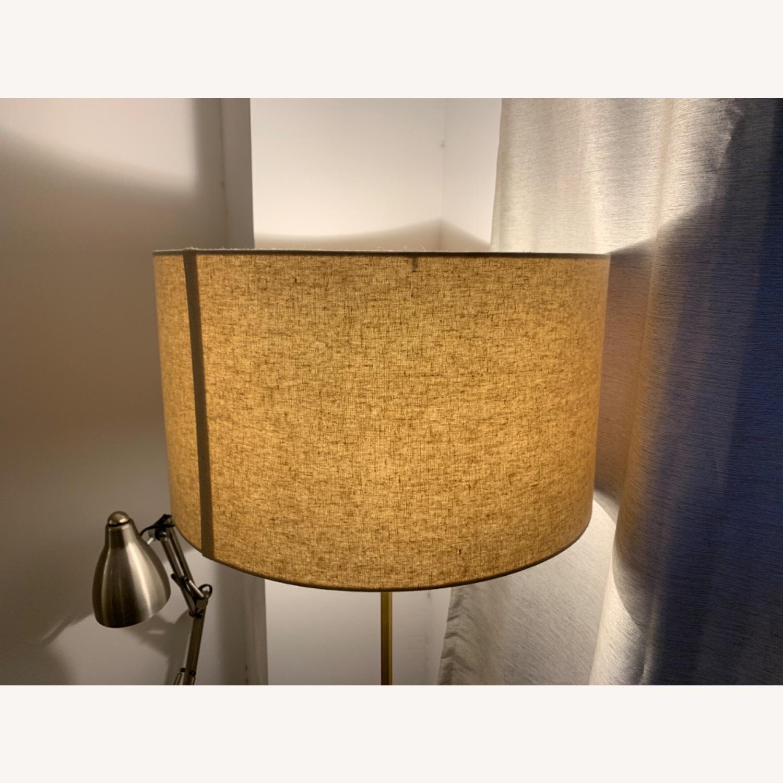 West Elm Telescoping Adjustable Floor Lamp - image-3