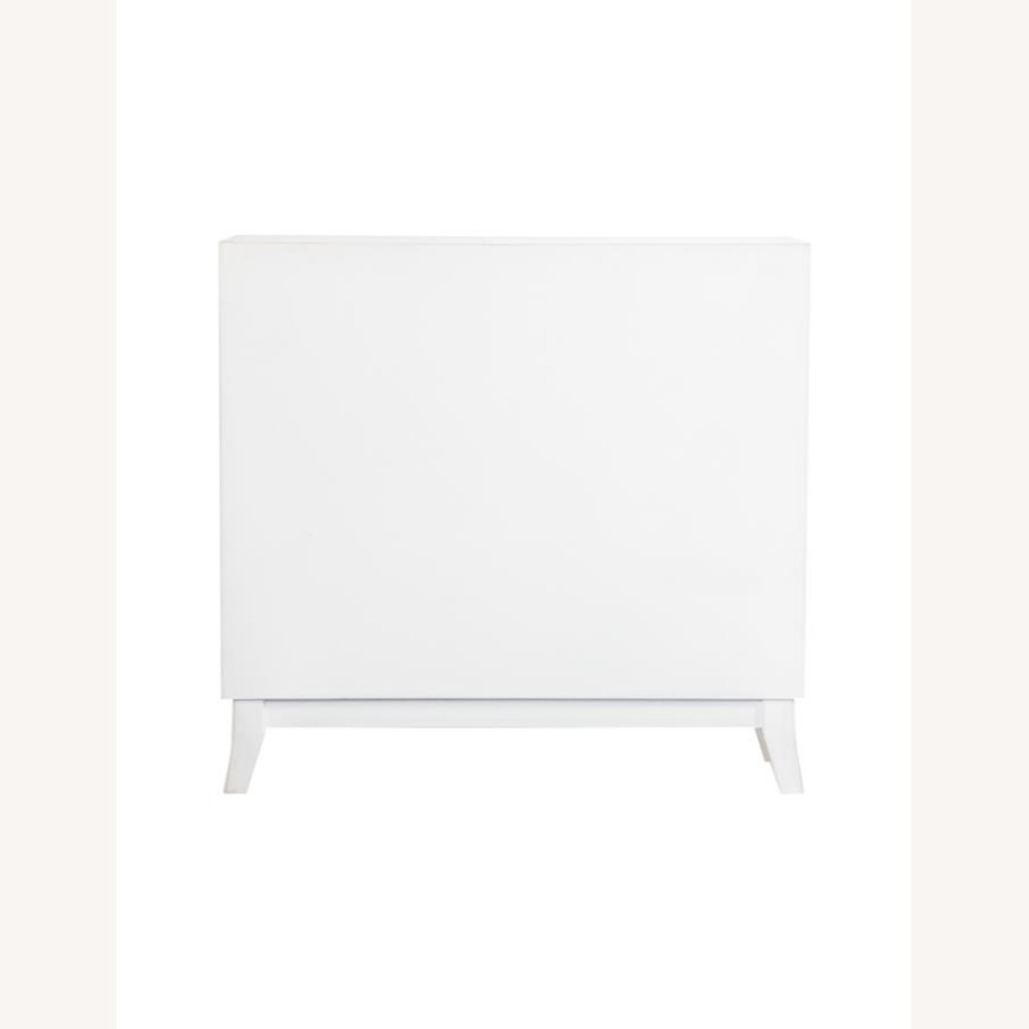 Accent Cabinet In White Washed Finish - image-2