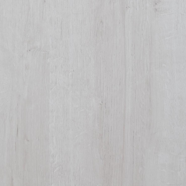Storage Cabinet In White Finish W/ Storage Racks - image-2